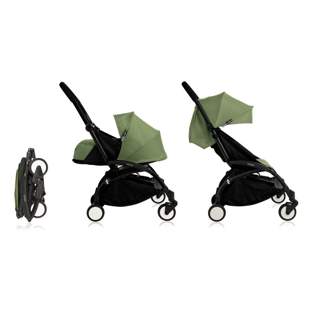 Best Pushchair To Push While Carrying The Supposed Occupant Not